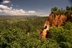 5b_Roussillon cliffs
