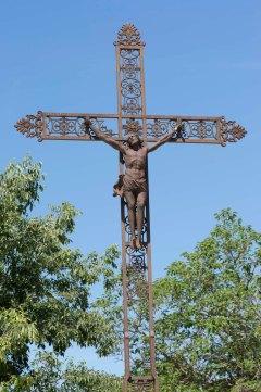 6_Oppede le Vieux cross