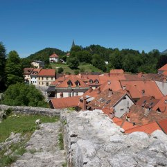 Kamnik from Little Castle 2