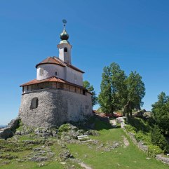 Kamnik Little Castle chapel 2