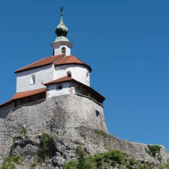 Kamnik Little Castle chapel