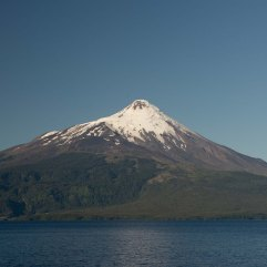Cerro Osorno from west