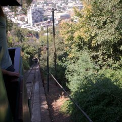 Cerro San Cristobel Funicular