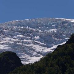 Cerro Tronador Glacier