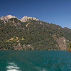 View on Lago Todos Los Santos