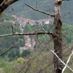Limano from hill above
